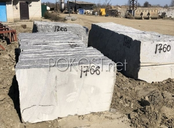 Блоки гранита Покостовка_5