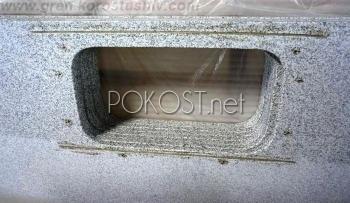 Столешница: гранит Покостовка_17