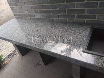 Столешница: гранит Покостовка_21